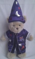Adorable Big 'Wizard Academy' Build-a-Bear Plush Toy